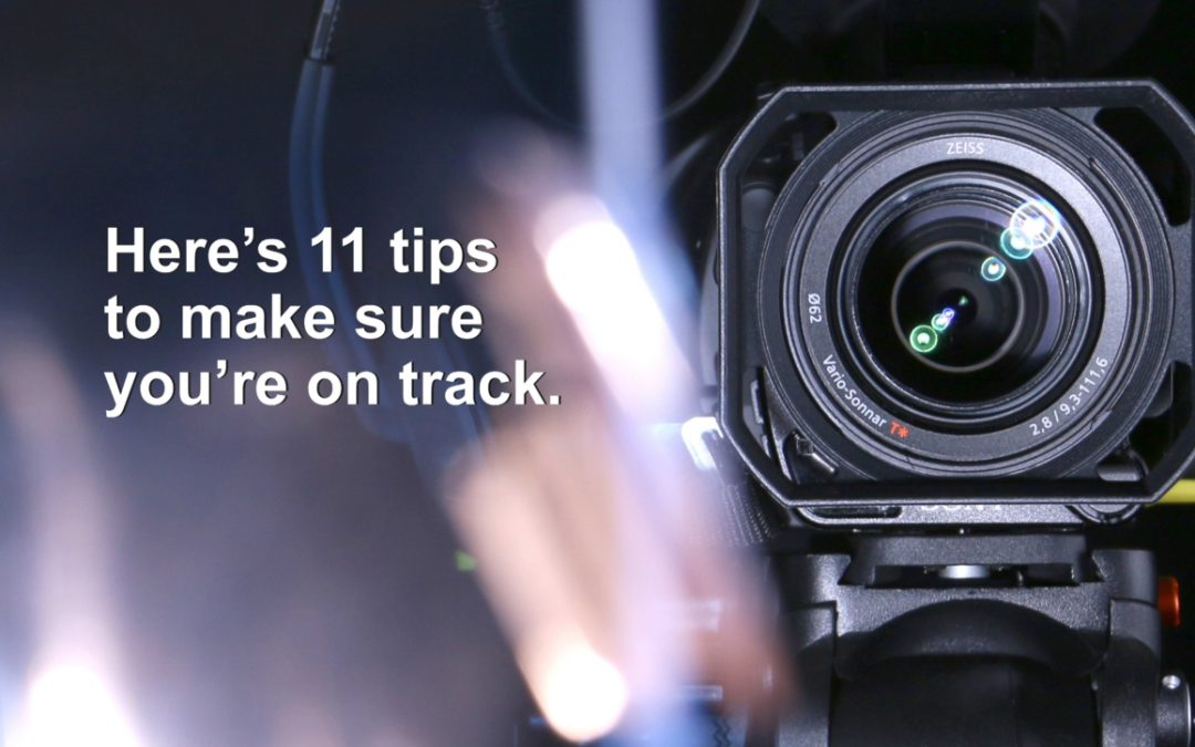 How to Prepare for a Promotional Video Shoot