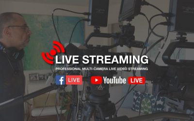 Multi Camera High Resolution Professional Live Video Streaming