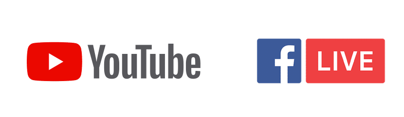 ACV now offers Multi-camera Live Video Streaming to Facebook Live