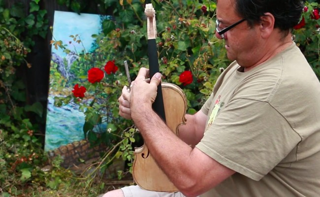Expressions of a Luthier – Short documentary