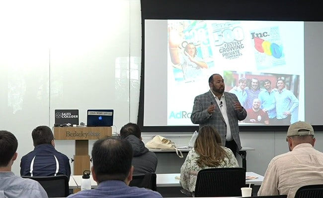 Haas Business School -Training Video