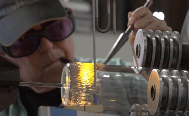 Jay Mussler Glass artist