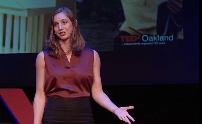 TedX Oakland Participant