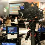 Live event video for corporate sales kick-off, Seattle WA