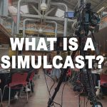 What is a simulcast?