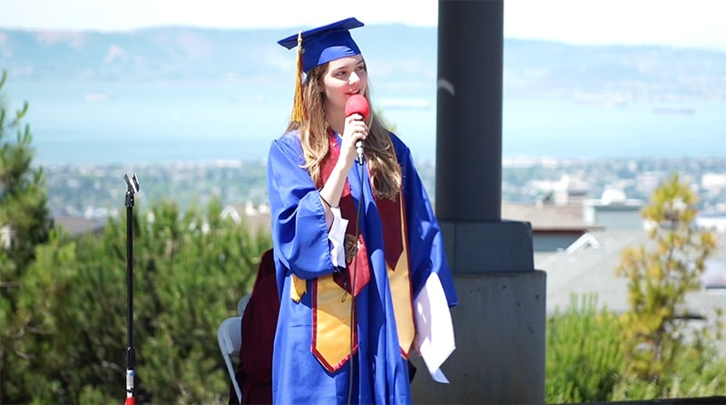 Graduate from COVAH Conservatory of Vocal and Instrumental Arts