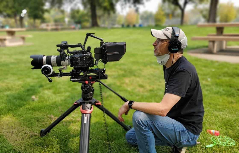 Alan Cash owner of Alan Cash Video (ACV)